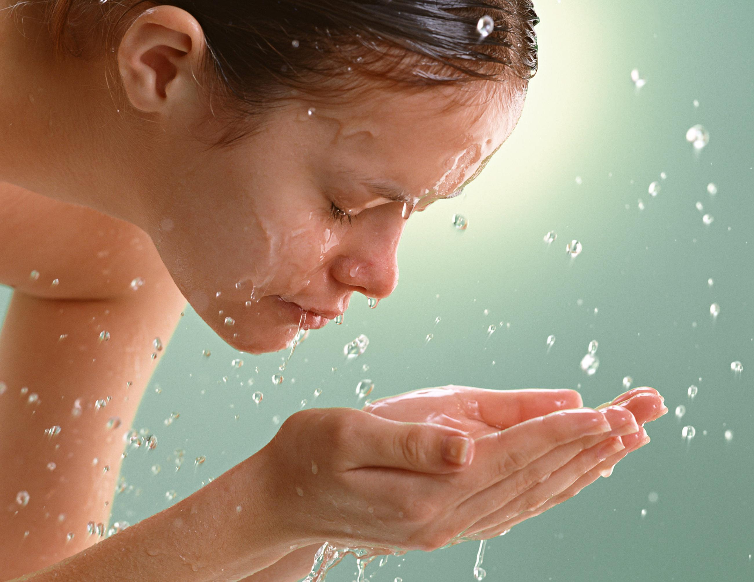 аллергия на горячую воду зимой