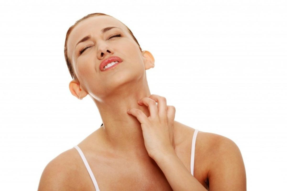 Аллергия на коже: симптомы, лечение. Мазь, крем от аллергии на коже