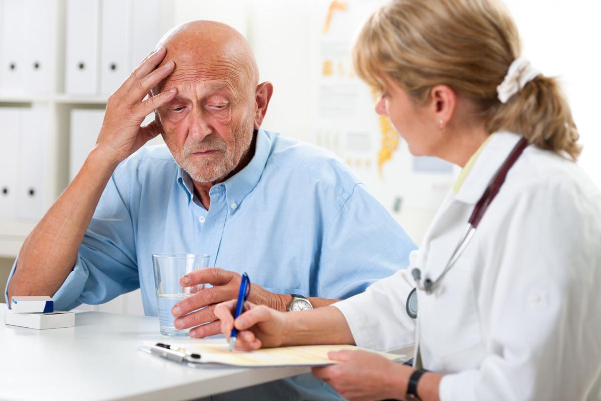 Аденома предстательной железы какой врач