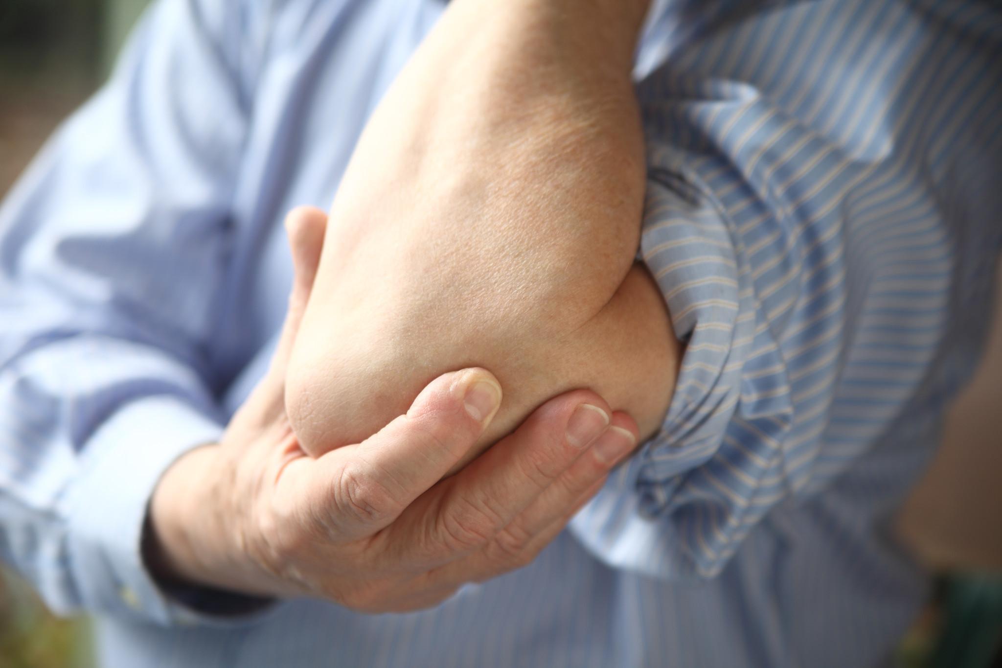 Бурсит локтевого сустава: симптомы, лечение локтевого бурсита