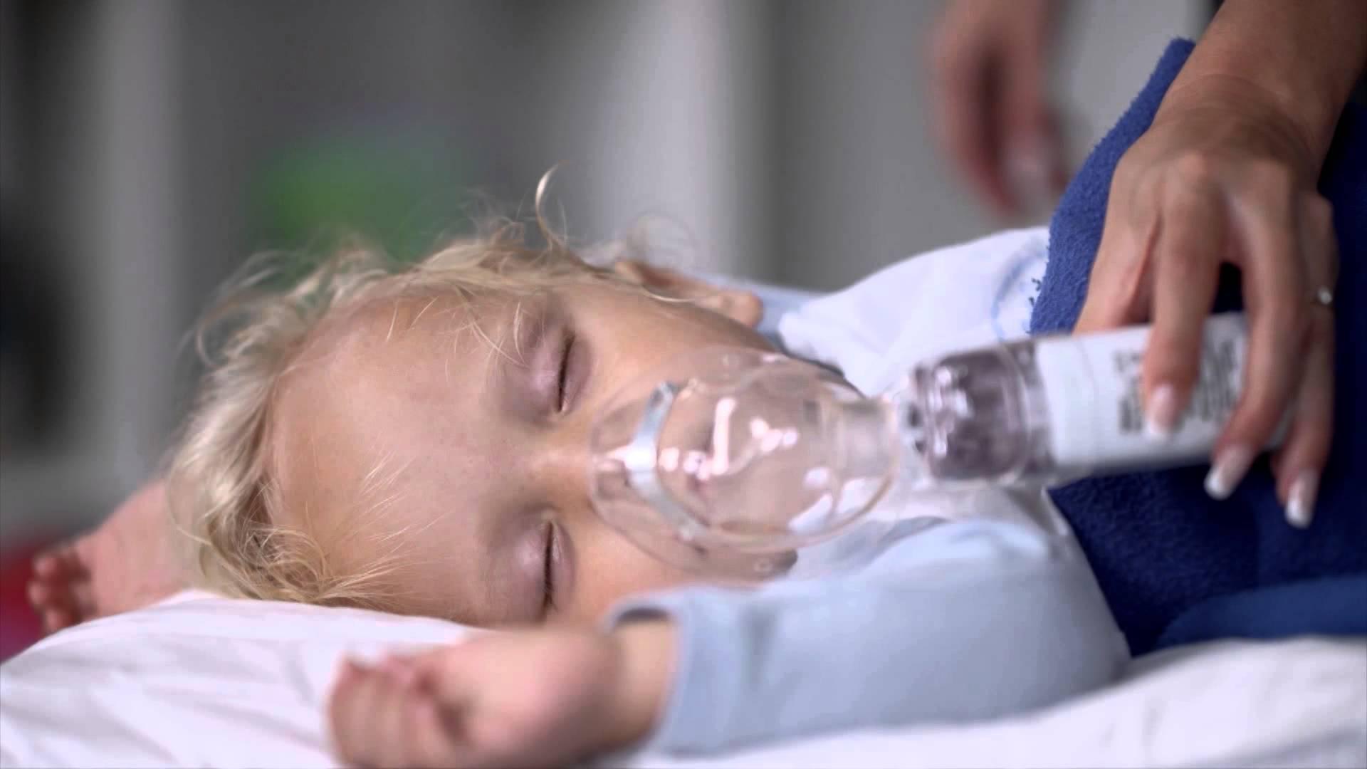 Ингаляции при сухом и влажном кашле для детей, ингаляции небулайзером