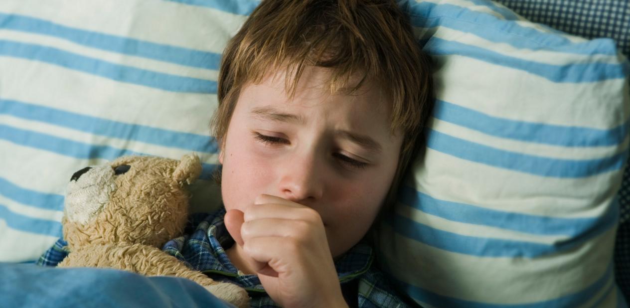 Кашель у ребенка по ночам: причины, лечение сухого кашля ночью