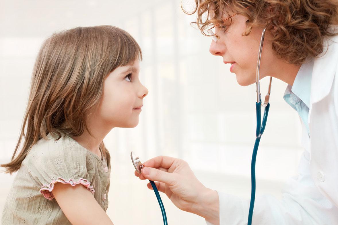 Обследование ребенка