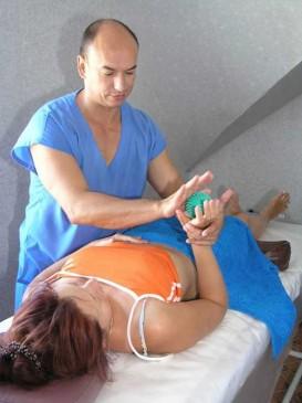 массаж лечение нцд