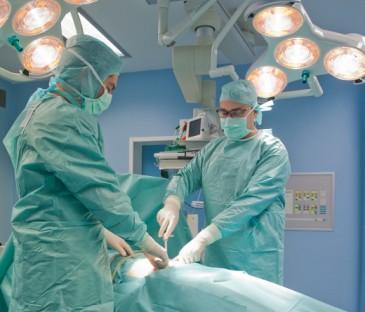операционная м хирурги