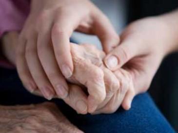 симптом-согнутые пальцы