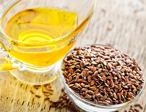 Льняное масло и семя