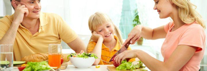 Здоровое питание при панкреатите у ребёнка