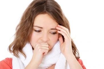 Кашель - основной симптом заболевания