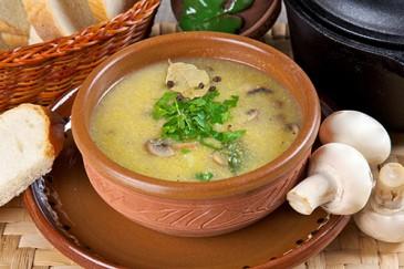 Крупяной суп