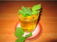 Чай из веточек малины