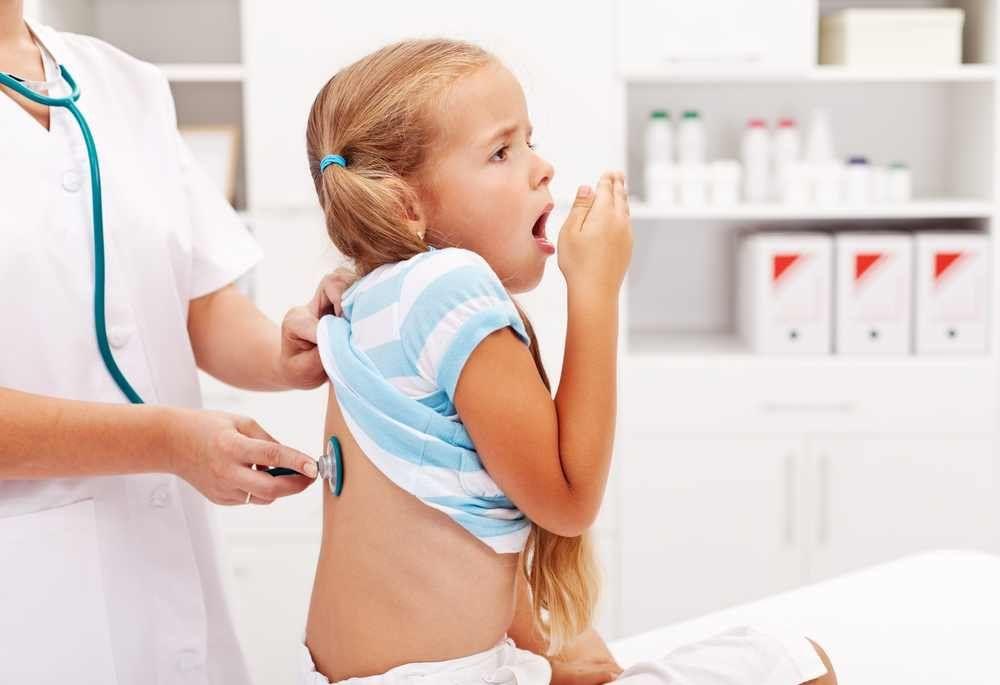 Симптомы бронхиальной астмы у ребёнка