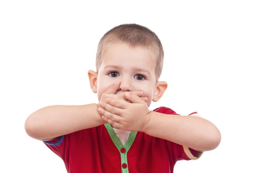 Распространённые симптомы стоматита у детей