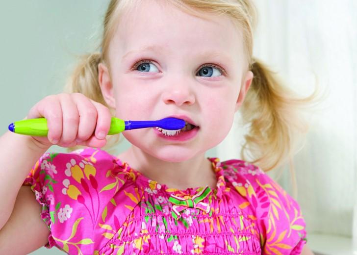 Правильная чистка зубов – профилактика кариеса