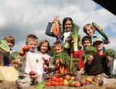 Вегетарианства для детей