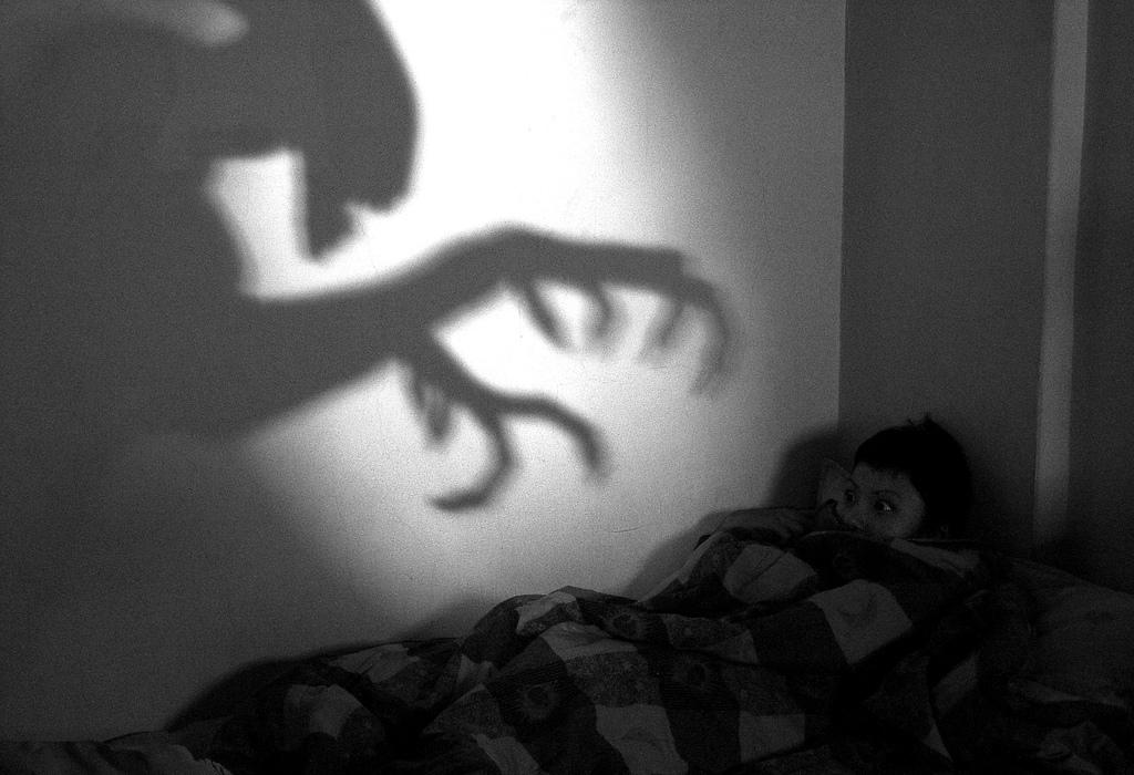 Причины детских ночных кошмаров и способы избавления от них