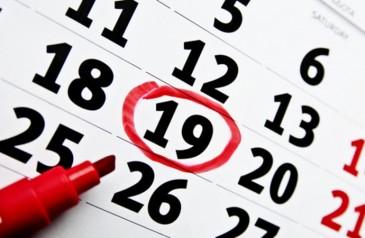 календарик месячных