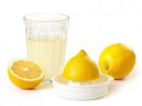 выжатый лимонный сок