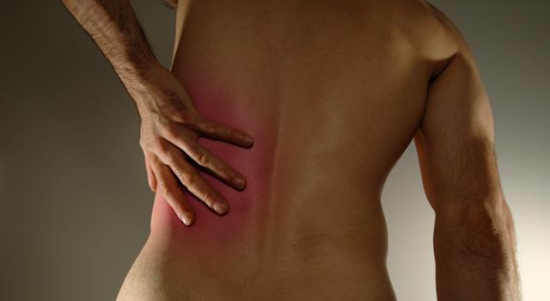 Упражнения йоги от боли в спине