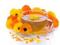 чай календулы