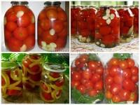 солёные огурцы капуста помидоры