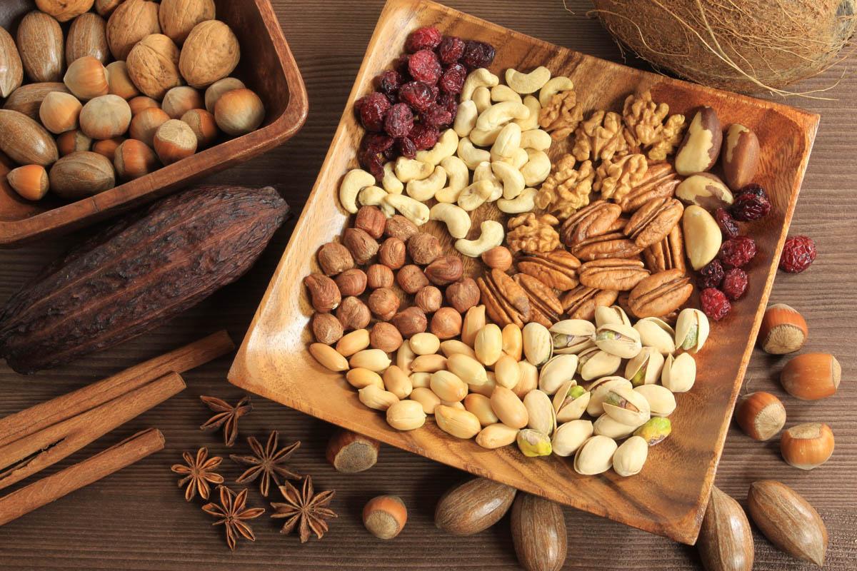 Пищевая аллергия на орехи: что делать?