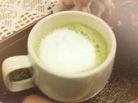 Молоко с соком алоэ