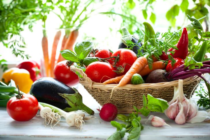 овощи очищения кишечника