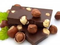 Шоколад, орехи