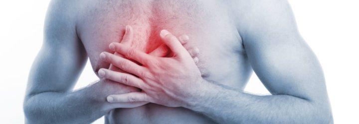 Боль в грудной клетке, причины болей в грудной клетке