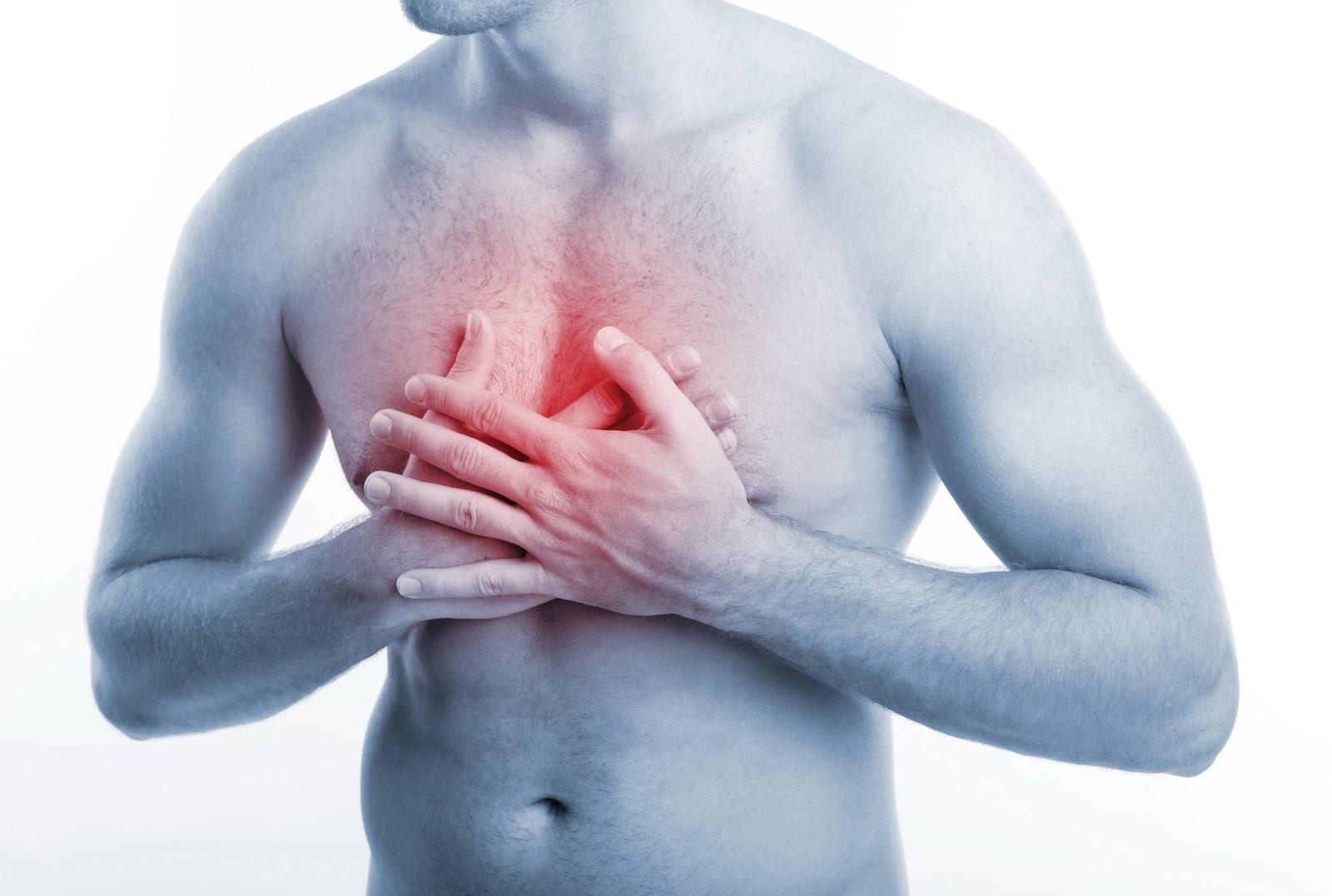 боль в грудине и боль в горле