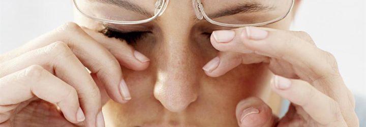 Как снять усталость и покраснение глаз от компьютера?