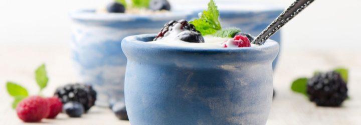 Употребление йогурта позволит избежать депрессии