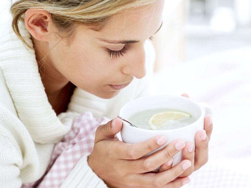 Как быстро снять симптомы простуды в домашних условиях