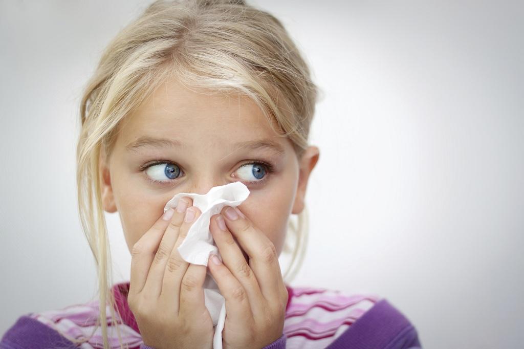 Аллергия и паразитарные заболевания у детей