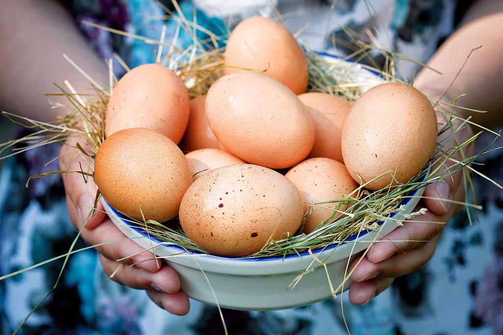 Сырые яйца помогут вылечить гастрит
