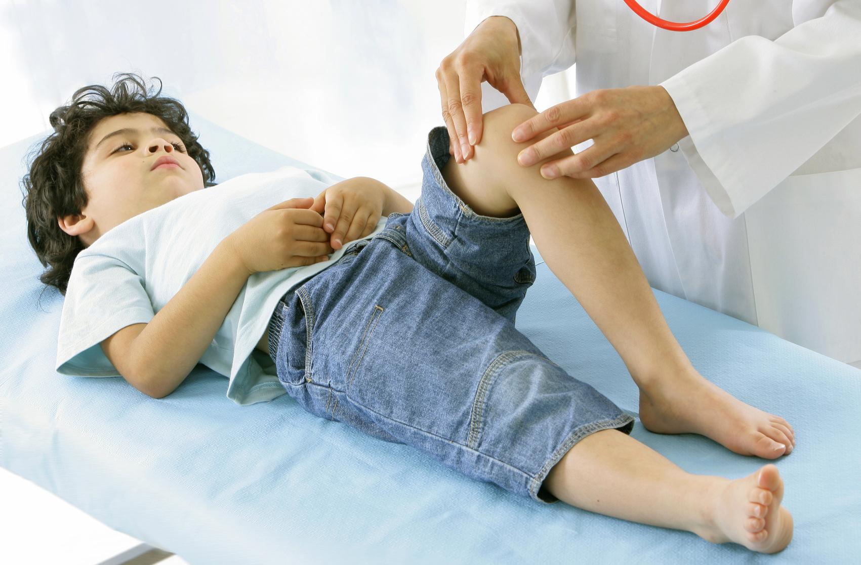 Orthopédie - Luxation du genou
