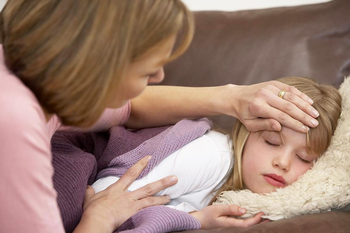 Как предотвратить кишечные инфекции у ребенка