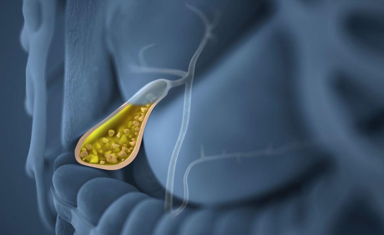 Желчь в желудке: причины, симптомы, лечение