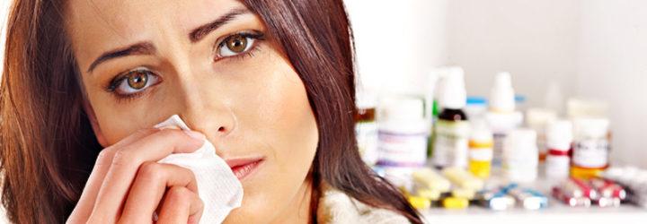 Заложенность носа: причины, лечение, народные средства