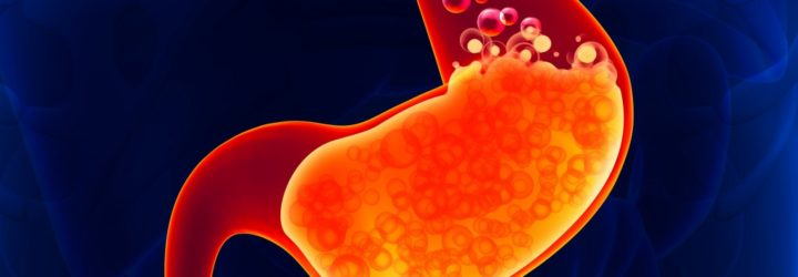 Жжение в желудке: причины, лечение