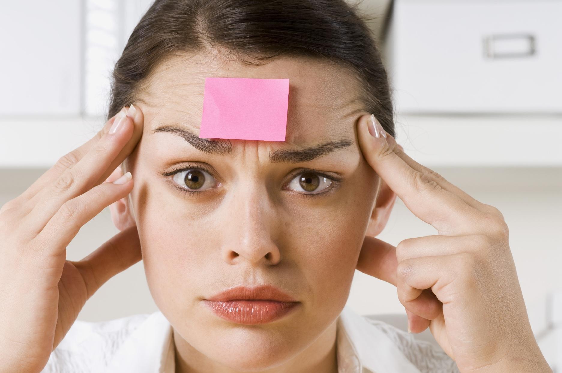 Ухудшение памяти: причины, методы лечения