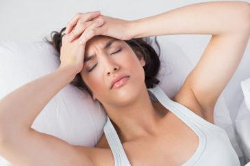беременная головная боль