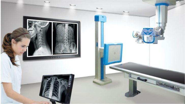 цифровая рентгенографическая система