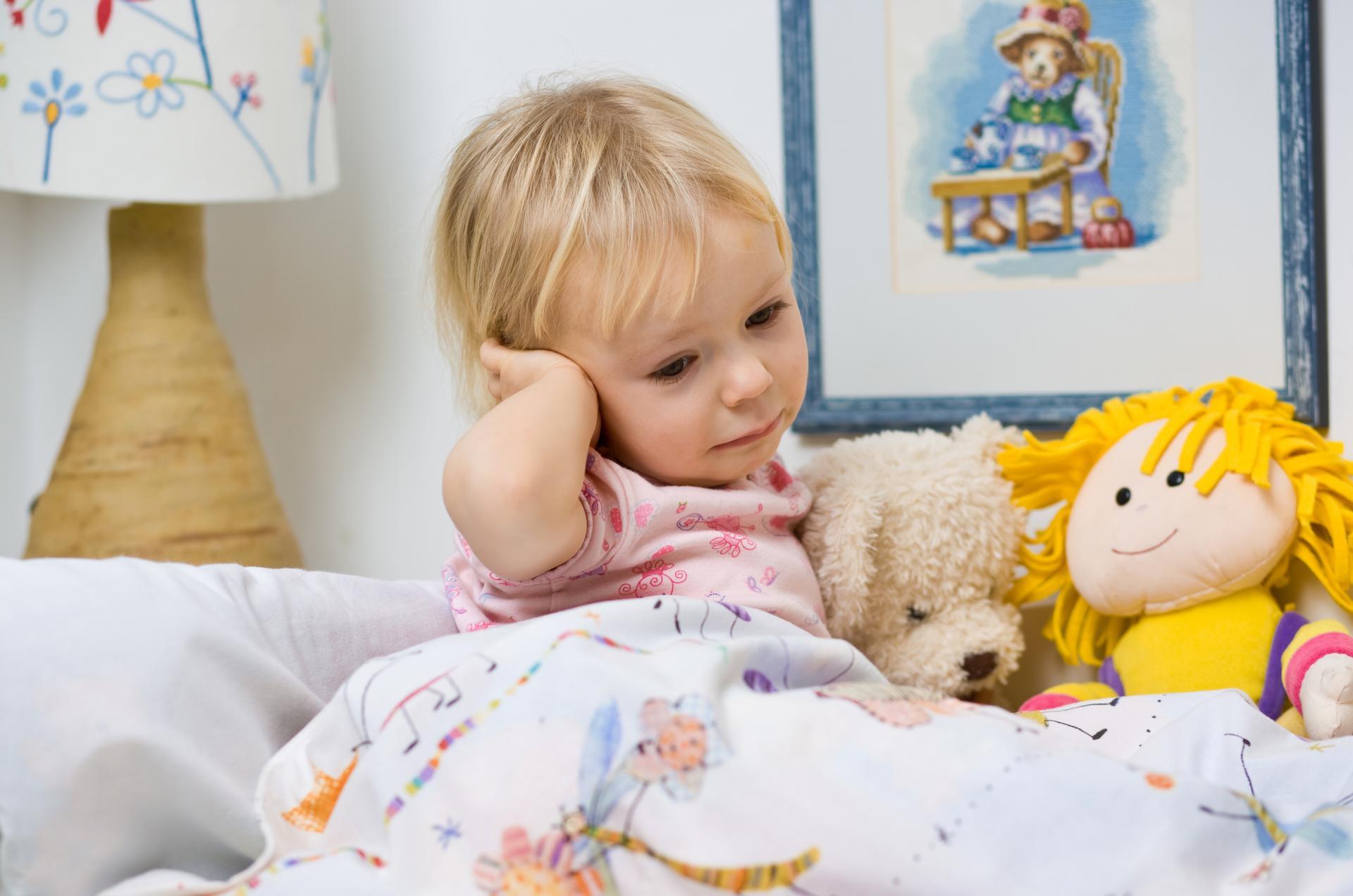 Отит у детей: причины заболевания и способы его профилактики