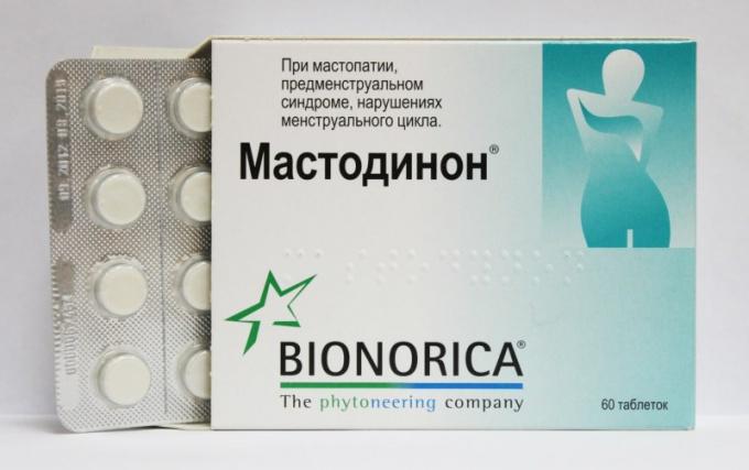 препарат от мастопатии мастодинон
