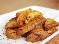 Картофель, запечённый в духовке
