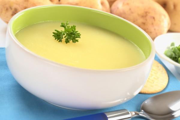 Рецепт суп пюре из картофеля