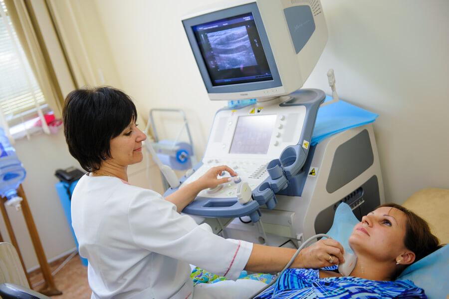 Ультразвуковая Диагностика Заболеваний Щитовидной Железы