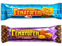 Гематоген известного бренда